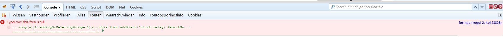 Multiple page break not working - script problem | Fabrik